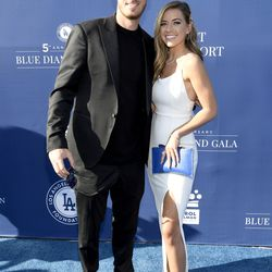 Cody Bellinger at the 2019 Blue Diamond Gala.