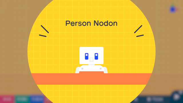 Switch_GBG_ScreenCaptures05_PersonNodonHighlight_SCRN.0 Game Builder Garage holds your hands tight, for better and worse   Polygon