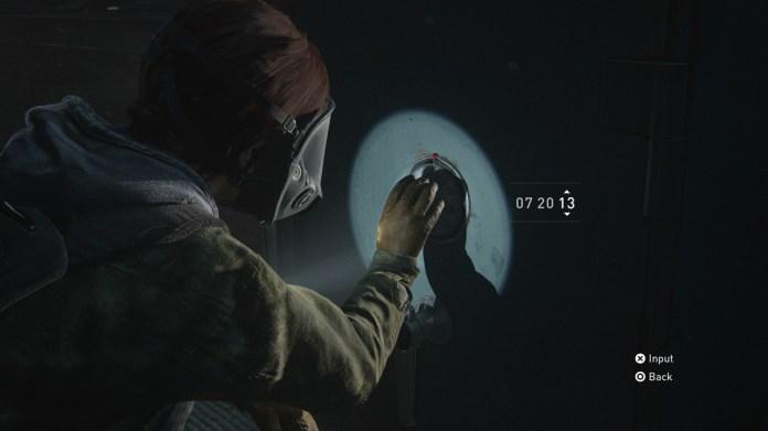 The Last of Us Part 2 Jackson Patrulla suplementos y caja fuerte