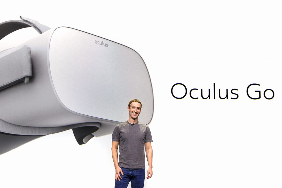 Image result for Oculus Go