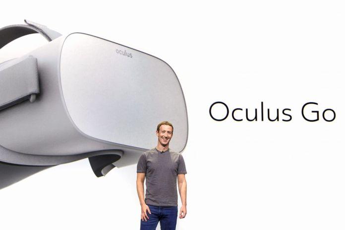 Image result for Oculus Go
