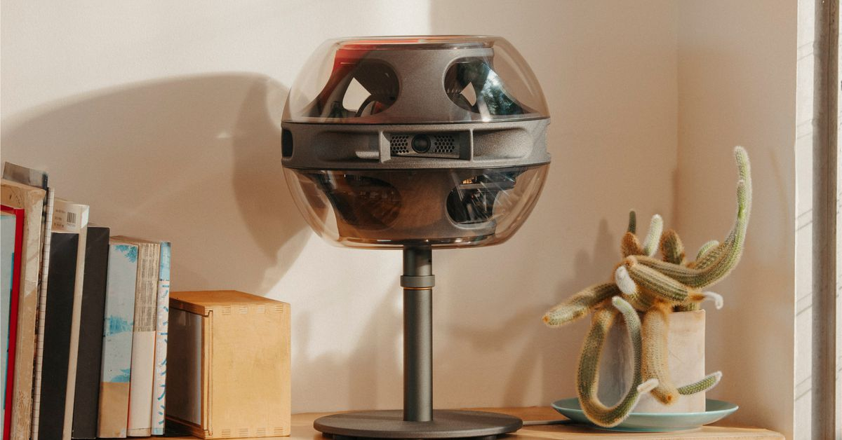 That's no moon: veteran Apple designer unveils ,799 Cell Alpha speaker