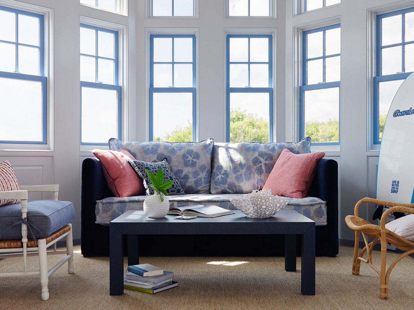 ideas for painting window frames