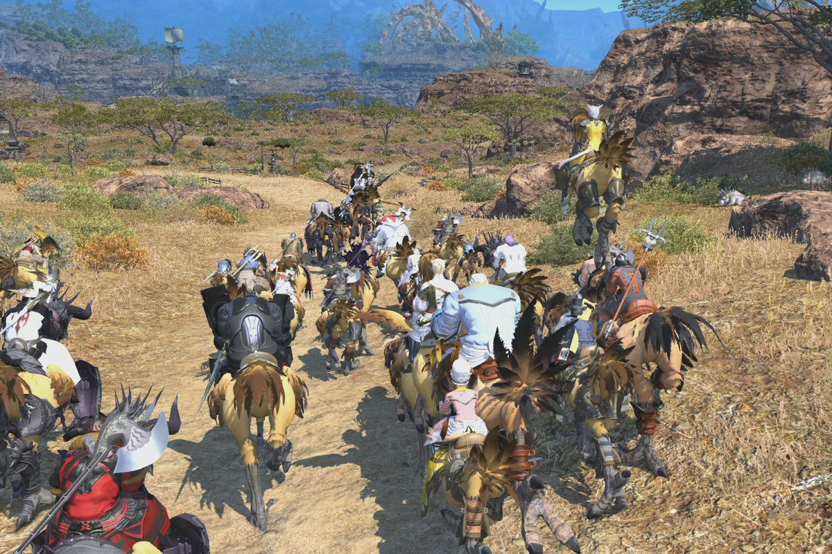 Final Fantasy 14 Will End PlayStation 3 Support With Its