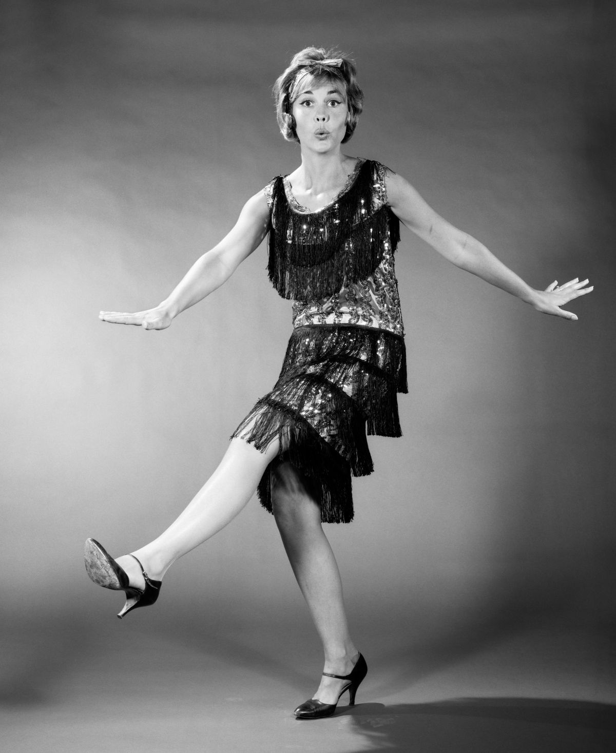 Flappers Didn T Really Wear Fringed Dresses