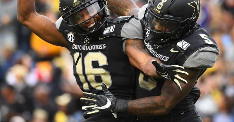Vanderbilt guts out 21-14 win over Missouri