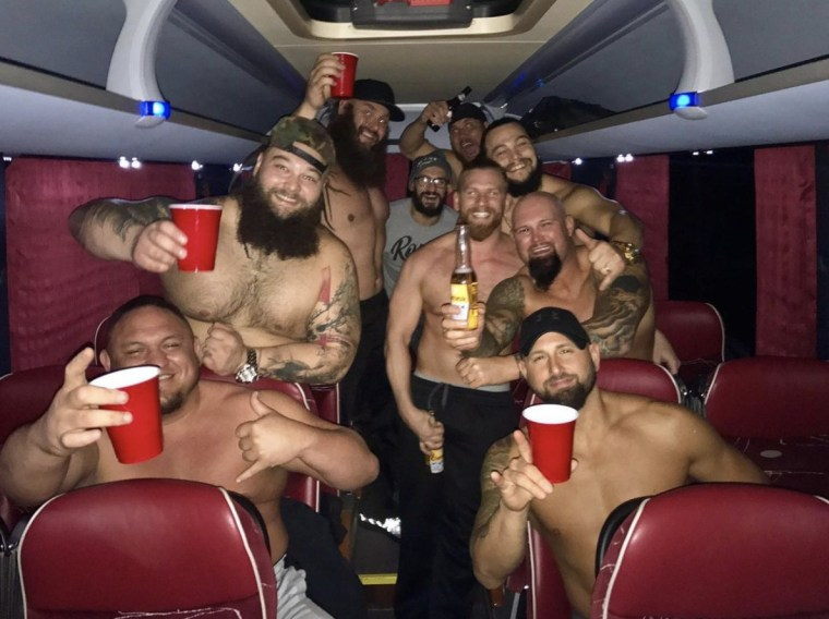 Braun Strowman has a good outlook on his WWE release