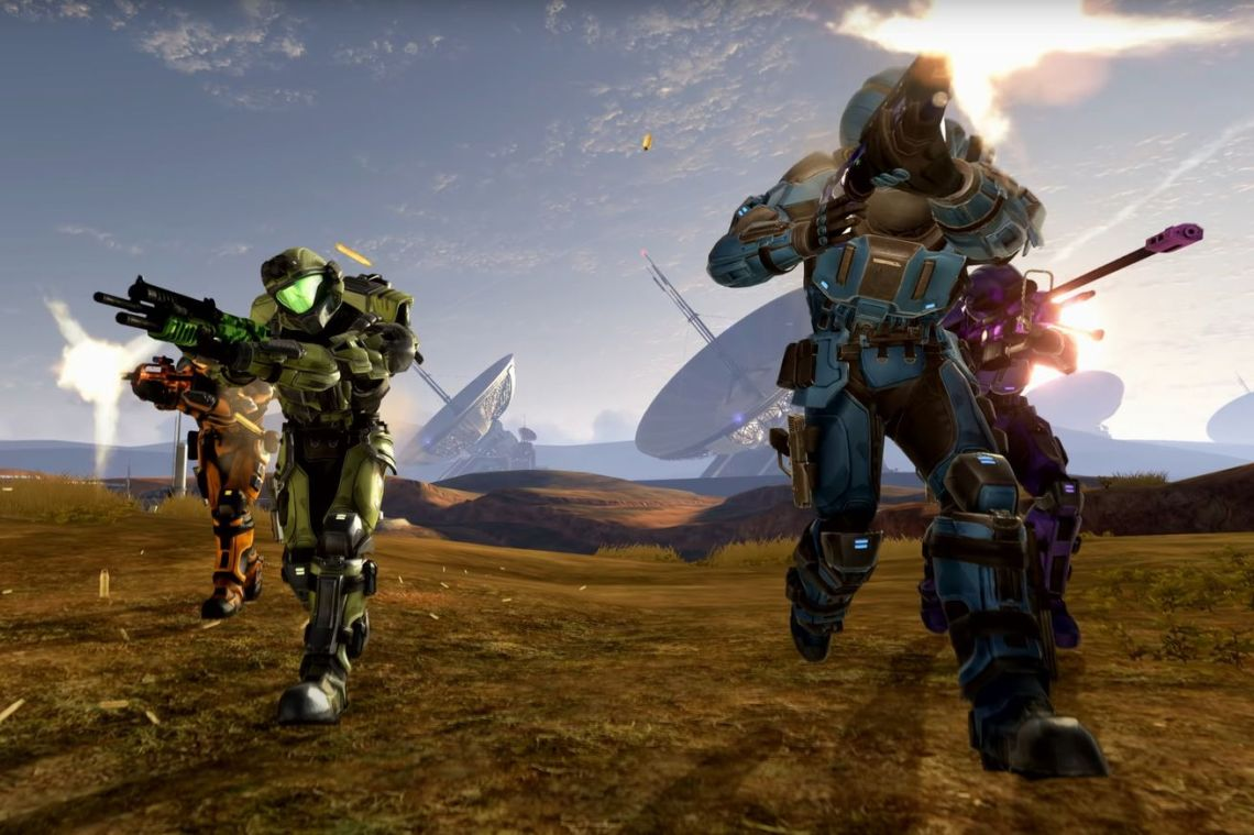 You can now play every classic Halo on Xbox with a mouse and keyboard
