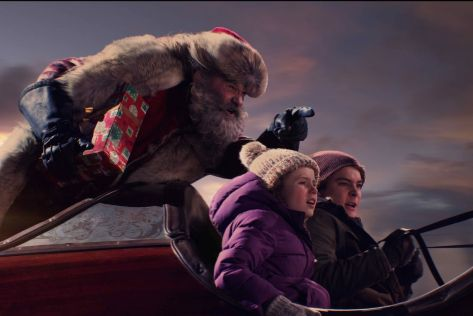 Kurt Russell in Christmas Chronicles recensie op Netflix België