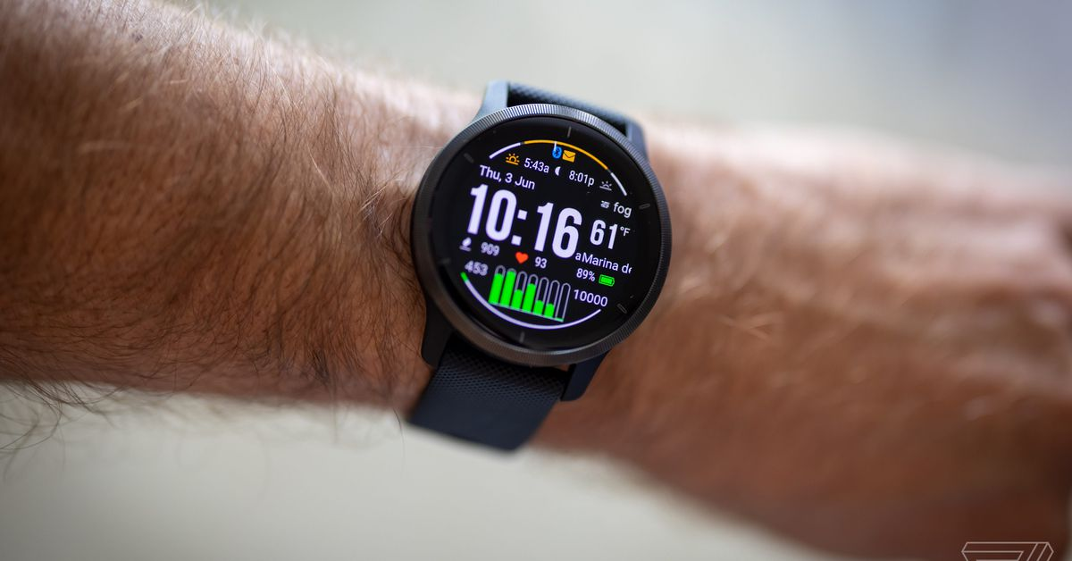 Garmin Venu 2 review: sports and style