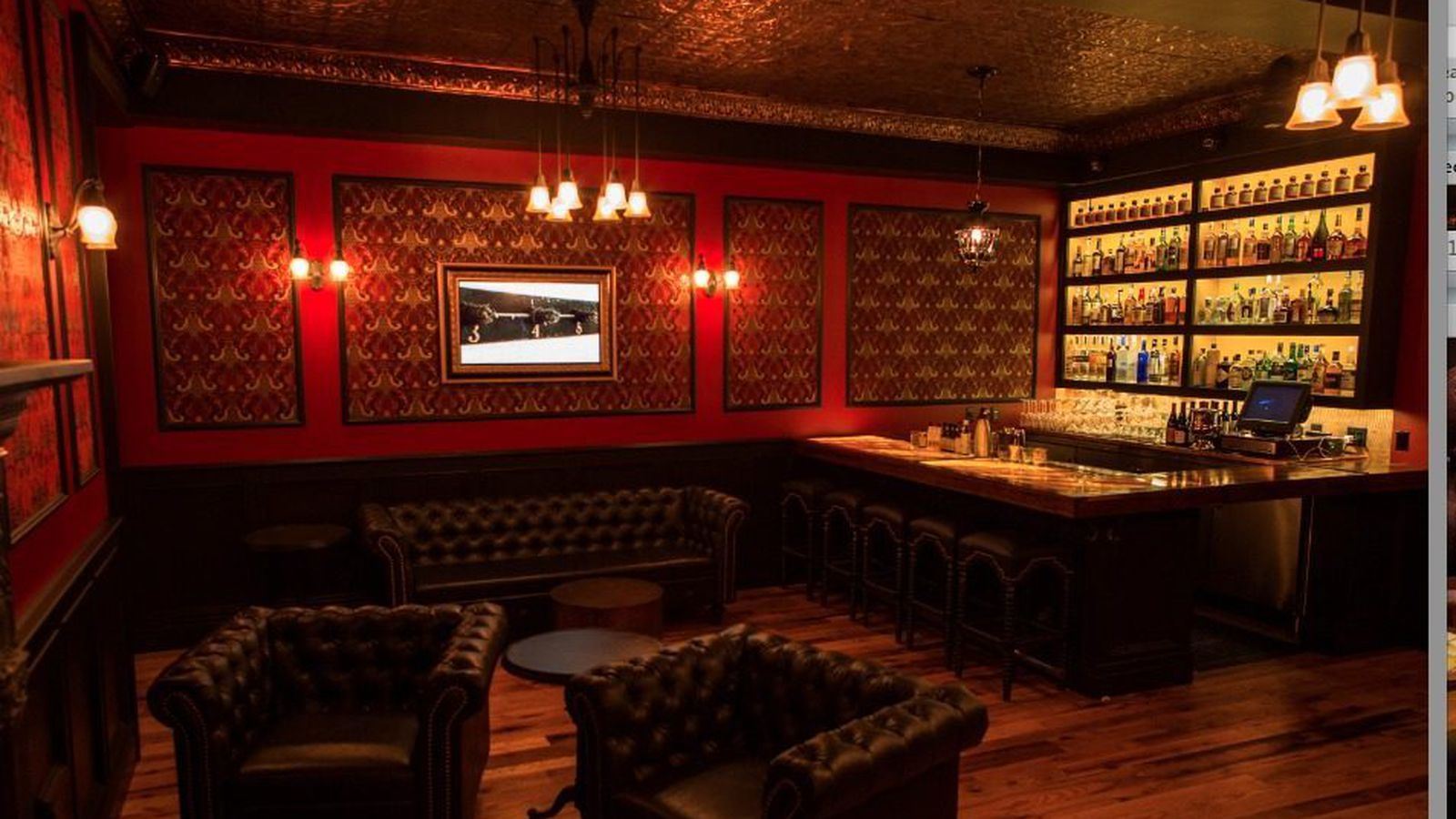 Kink S New Bar The Armory Club Opens Tomorrow Eater Sf