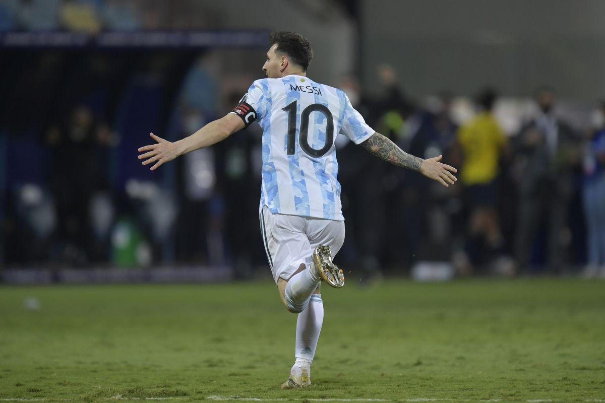 Lionel Messi decisive again as Argentina advance to Copa America semifinal  - Barca Blaugranes