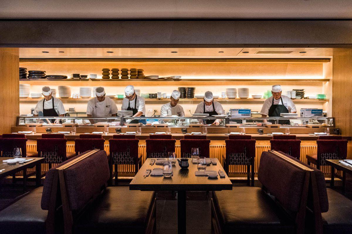 Sushi Restaurants Washington Dc