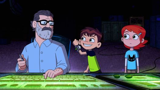 Ben 10 Versus the Universe: The Movie is a great Saturday morning revival 2