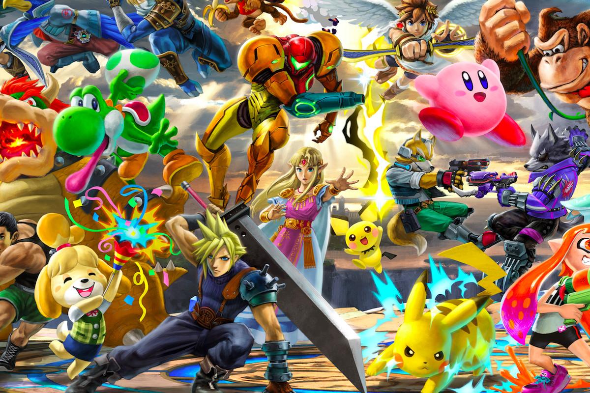 Limited Edition Super Smash Bros Amiibo Box Comes With 63