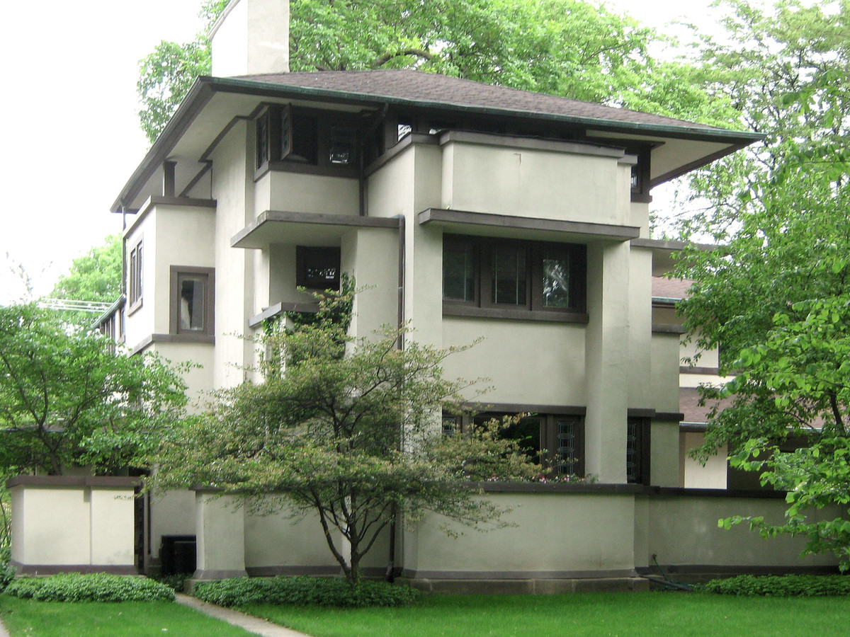 A Walking Tour Of Frank Lloyd Wright S Oak Park