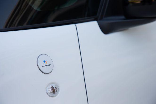 Fiat bir 'Hey Google' arabası yaptı 14