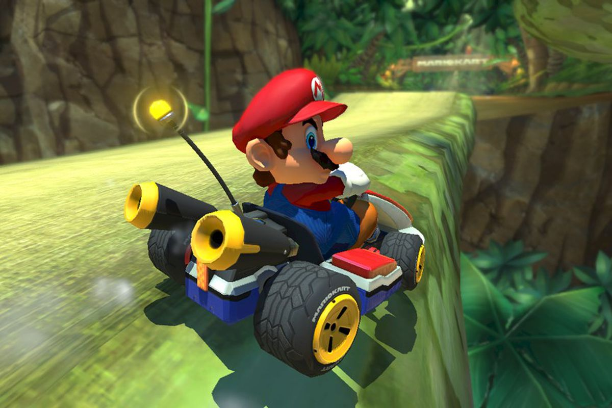 Mario Kart 8 Deluxe Shows Off Just How Much Better The
