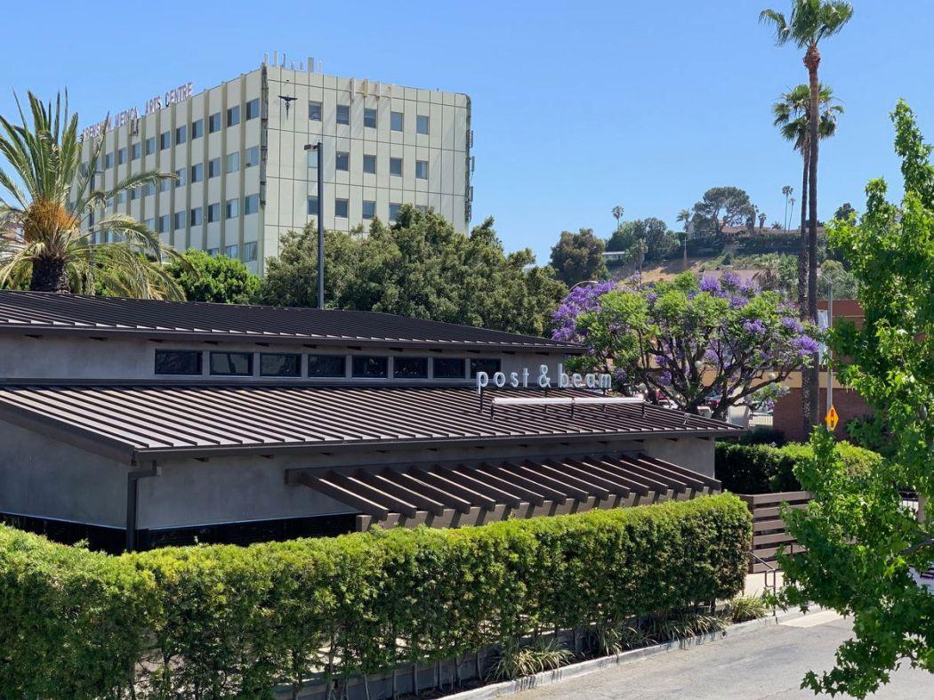 Post & Beam in Crenshaw, Los Angeles