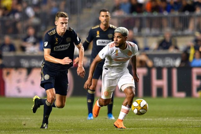 By the Numbers: Philadelphia Union vs Atlanta United - Brotherly Game