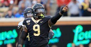 2021. NFL fake draft: New Orleans Saints choose Carlos Basham Jr.
