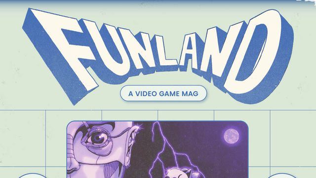 vzs5v0.0 Funland delivers modern games coverage with a retro vibe | Polygon