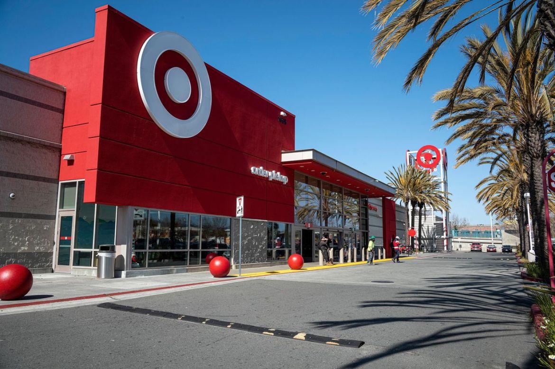 A Target Store Ahead Of Earnings Figures