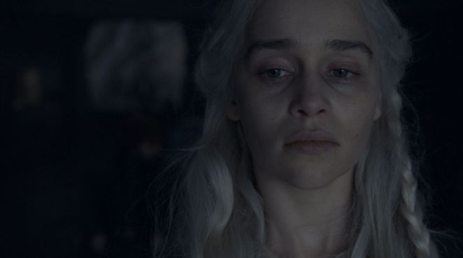 Game of Thrones S08E05 Dany in seclusion