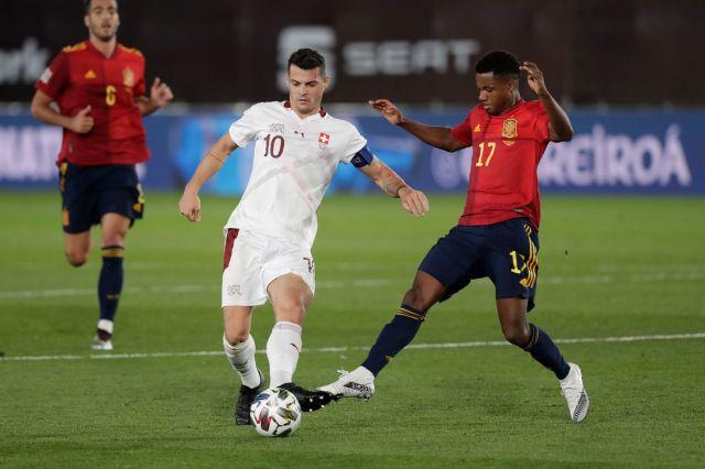 स्पेन बनाम स्विट्जरलैंड, यूईएफए नेशंस लीग: फाइनल स्कोर 1-0, ला रोजा क्रूज घर पर जीत के लिए - बार्का ब्लोग्रेंस