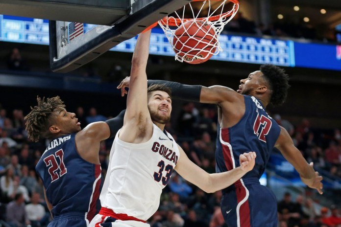 Second Round Preview: Gonzaga vs Baylor - The Slipper Still Fits