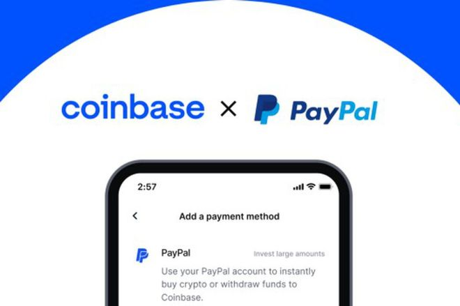 1_EDmBagfVu5kYfH95xOCLDA.0 Coinbase now lets you buy cryptocurrency with your PayPal account | The Verge