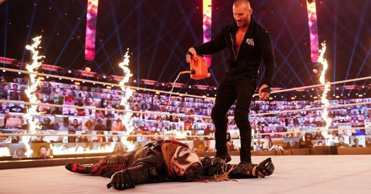 Cageside Community Star Ratings: Bray Wyatt vs. Randy Orton