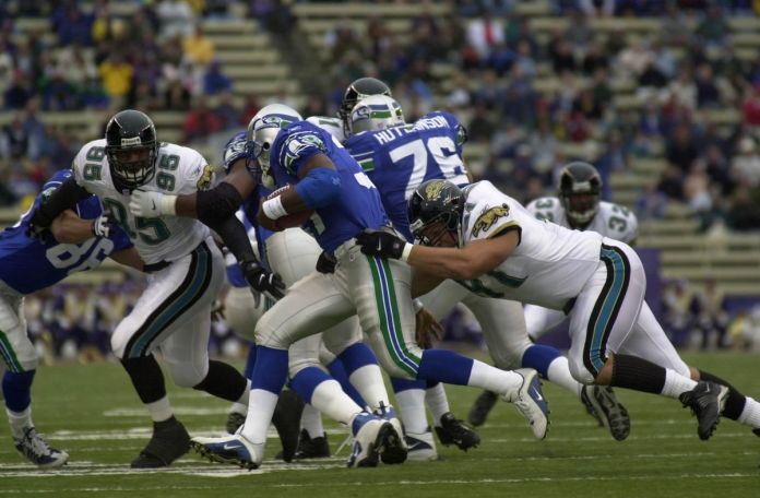 Jaguars v Seahawks X