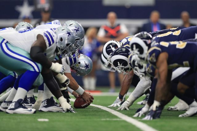 LA Rams versus Dallas Cowboys: Matchups to watch - Turf Show Times