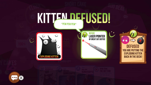sTRKdtn.0 Exploding Kittens, the zany card game, comes to the Switch | Polygon