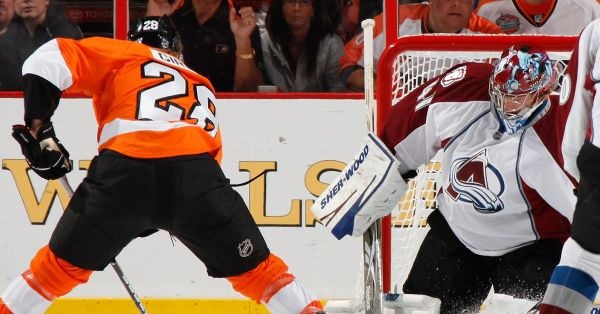 Reliving the best Flyers home openers of the past 10 seasons