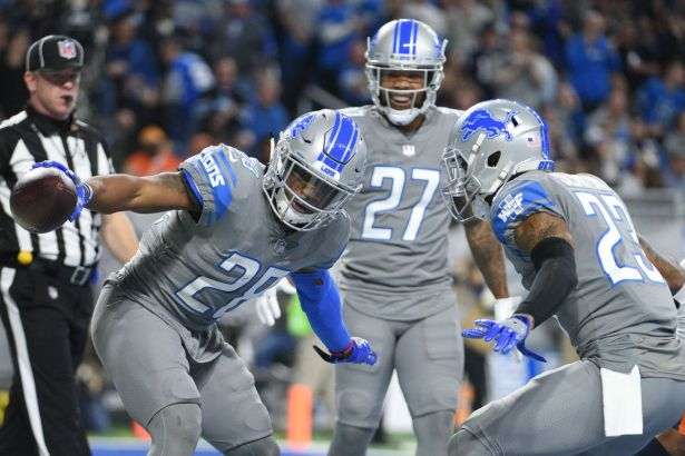 Image result for Glover Quin, and Darius Slay