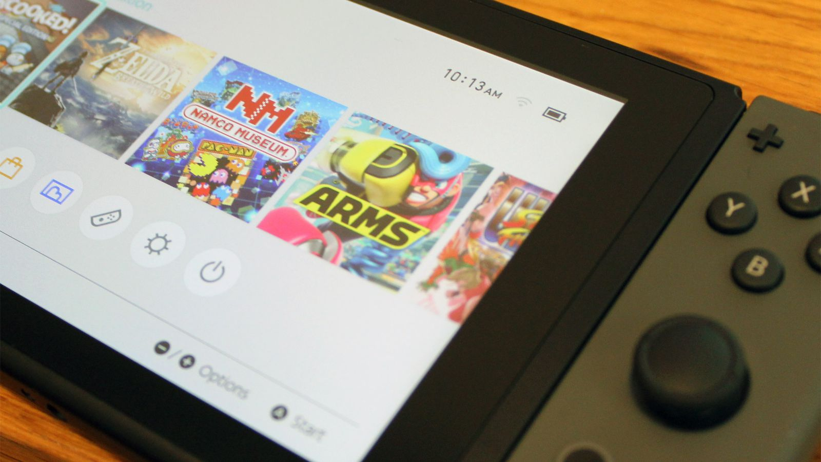 Nintendo Switch Update Addresses Nagging Battery Issue