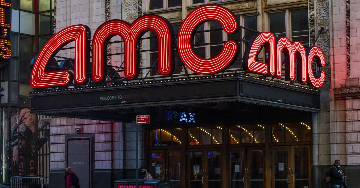 AMC Theaters is learning to embrace the streaming era, not fight it