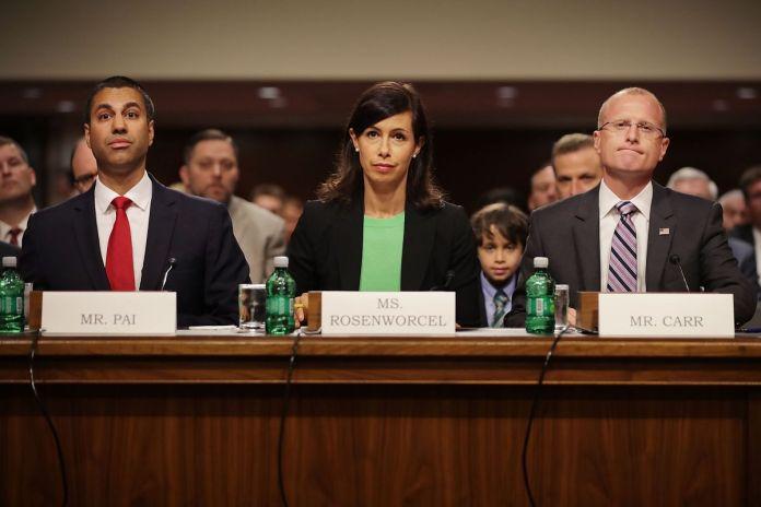 Senado retém audiência de confirmação para Ajit Pai permanecer chefe da FCC
