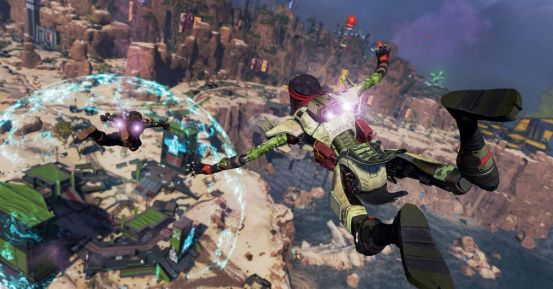 The Apex Legends' War Games event includes 5 new limited game modes