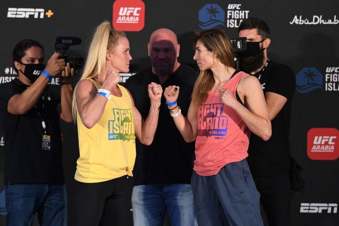 UFC Fight Island Holm vs. Aldana