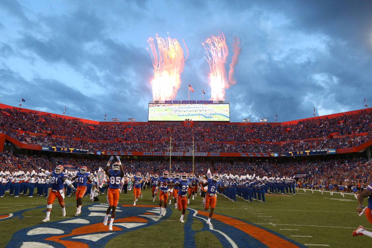Uf Friday Night Lights 2017
