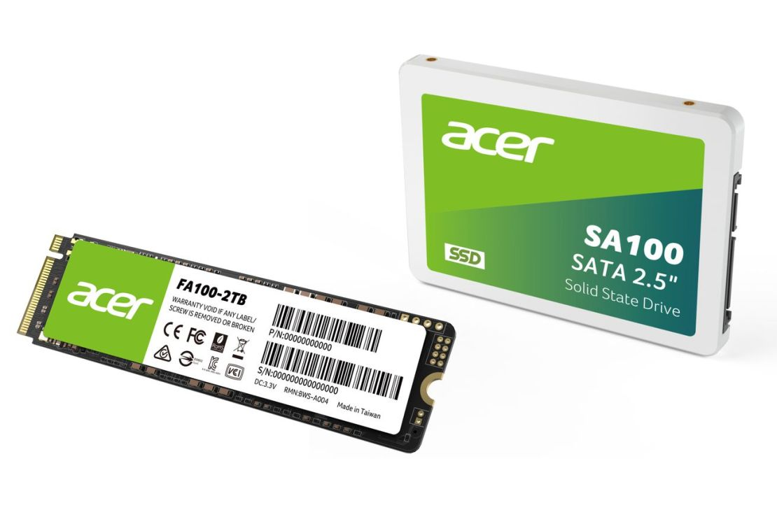 ACER SSDs