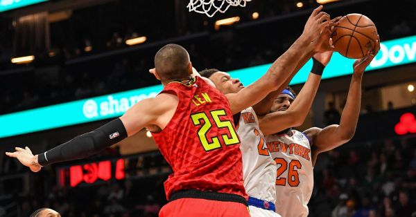 Preseason Game 4: Hawks vs. Knicks