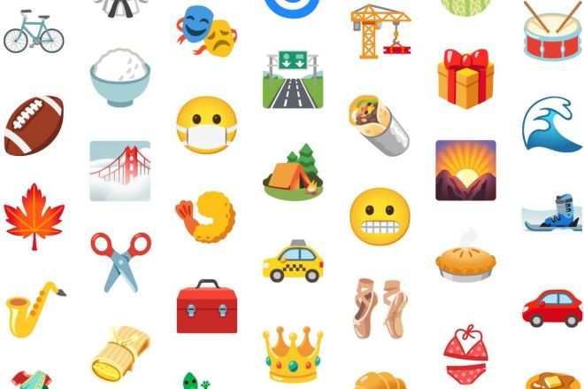 Untitled.0 Google redesigns its emoji to be more universal and authentic   The Verge