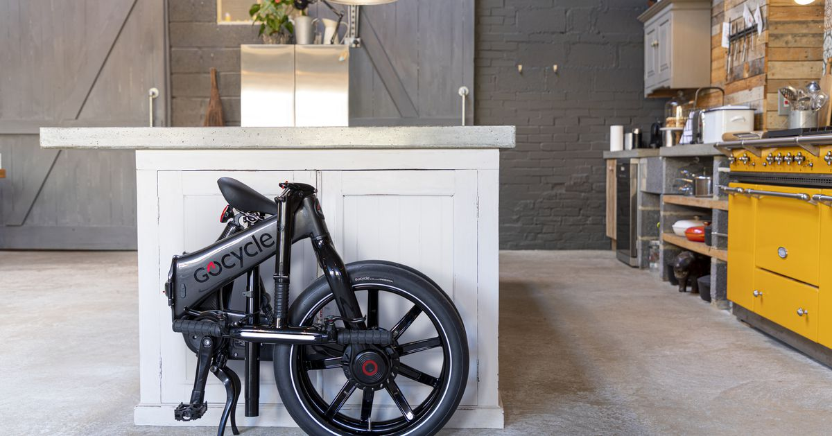 Gocycle's folding G4 e-bikes promise more power and less noise