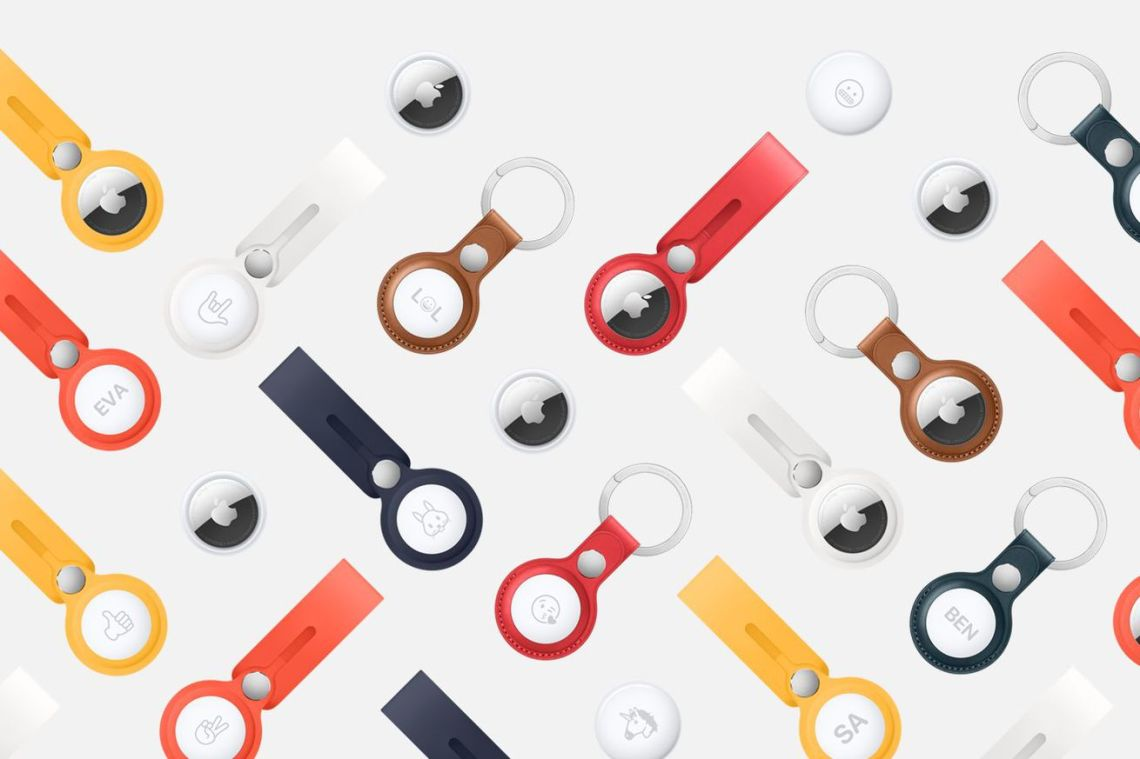 Here are all the AirTag accessories we know about