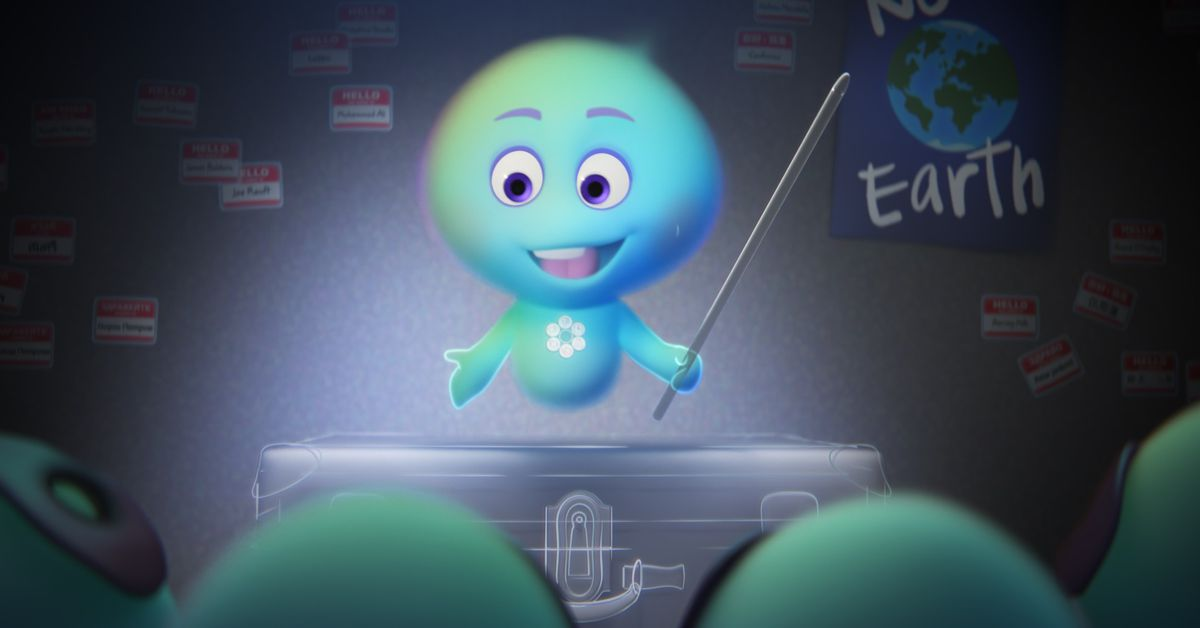 Pixar's next animated short expands the complex world of Soul
