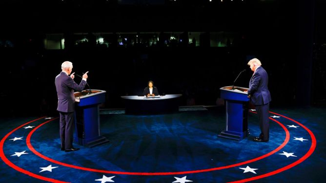 Who won the presidential debate? 4 winners and 5 losers from the last Trump-Biden debate. - Vox